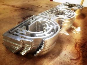 Producción en aluminio